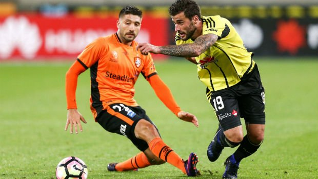 Re-live the highlights from yesterday's @WgtnPhoenixFC v @brisbaneroar...