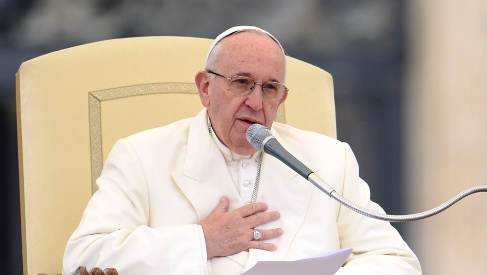 Papa Francisco: 'Latinoamérica está sufriendo un fuerte embate de libe...