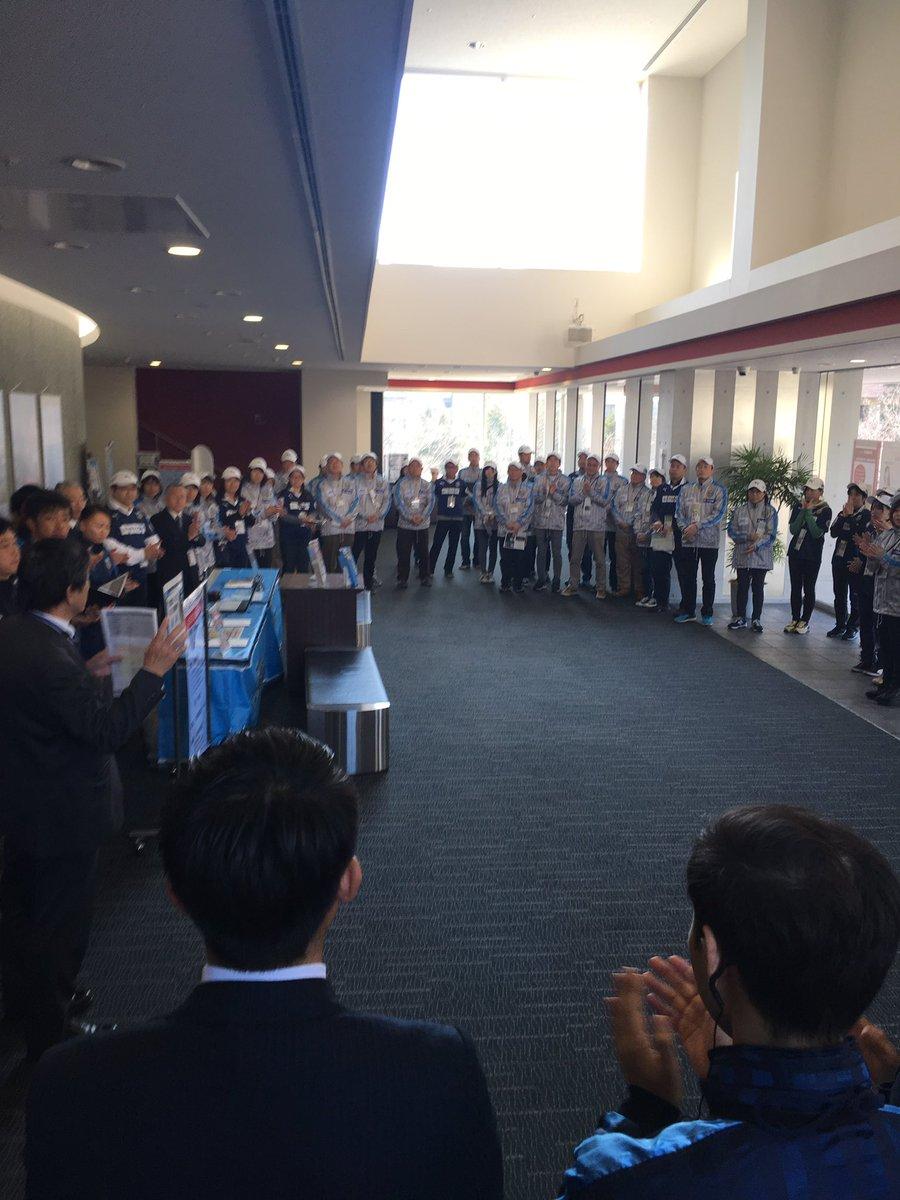 【#2017川崎新体制】2017川崎フロンターレの新体制発表会見、全体ミーティングが始まりました。皆…
