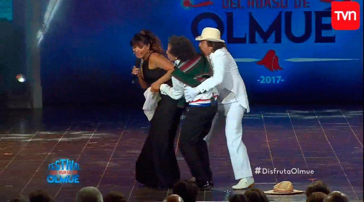 'Como Bombo en Fiesta' sigue en el Patagual hasta con cueca hot 😜😂🇨🇱 #...