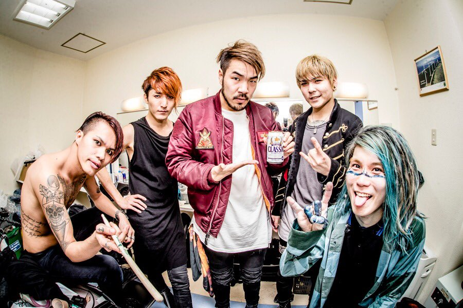 本日「New Age Warriors Tour Final Series」4本目、札幌PENNY …