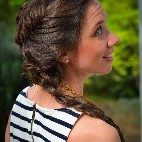 Garden Party Braid by Megan S