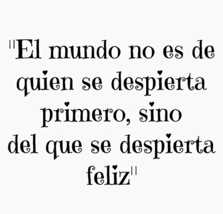 Despierta y feliz 🙋🏼#felizdomingo https://t.co/RznhaXsnrs