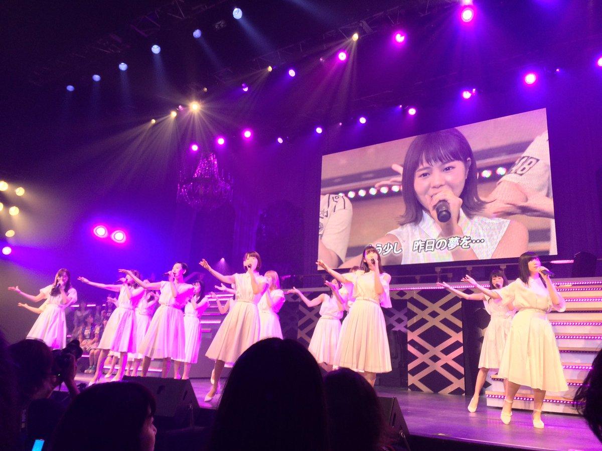 12位「♪夢ひとつ」 with 穴井千尋…