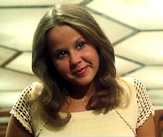 Happy Birthday, LINDA BLAIR, turning heads since 1973!  [yeah, that\s an Exorcist joke ]