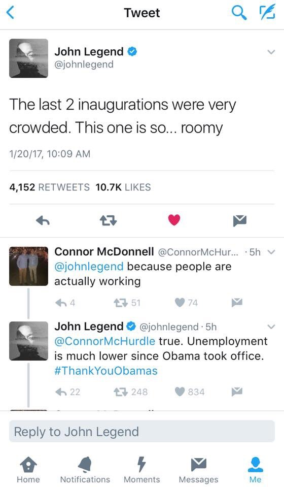 Greatest clap back of 2017 https://t.co/PbQfb8TOgx