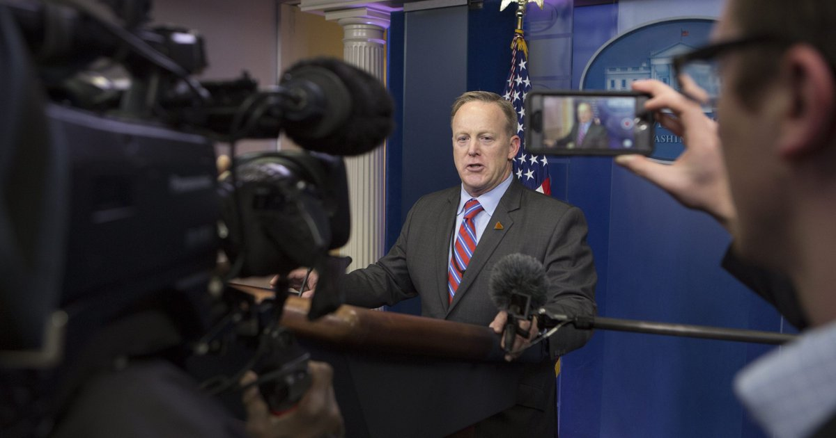 White House press secretary inspires new meme: #SpicerFacts https://t....