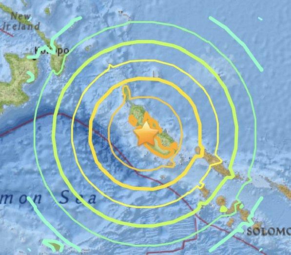 #Séisme de magnitude 8 en #Papouasie-Nouvelle-#Guinee  http:// fr.azvision.az/S%C3%A9isme-de -magnitude-8--33253-xeber.html#.WIRHvZkpzkw.twitter &nbsp; …  #PapuaNewGuinea #SolomonIslands #Tsunami <br>http://pic.twitter.com/zsV8HfSp81