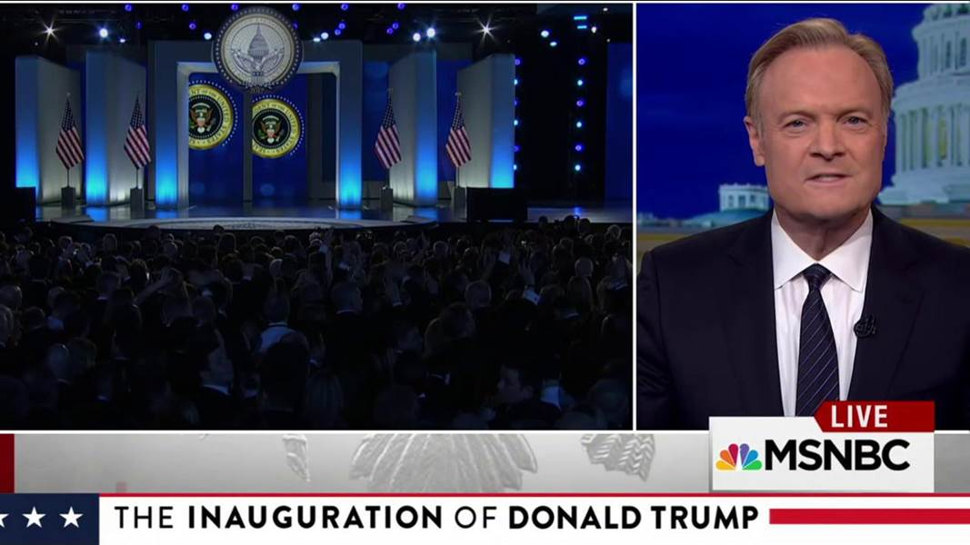MSNBC serier