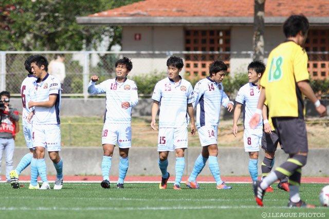 【試合終了】千葉 1-3 琉球 #Jリーグ DAZN  ニューイヤーカップ 沖縄ラウンド   琉球が…