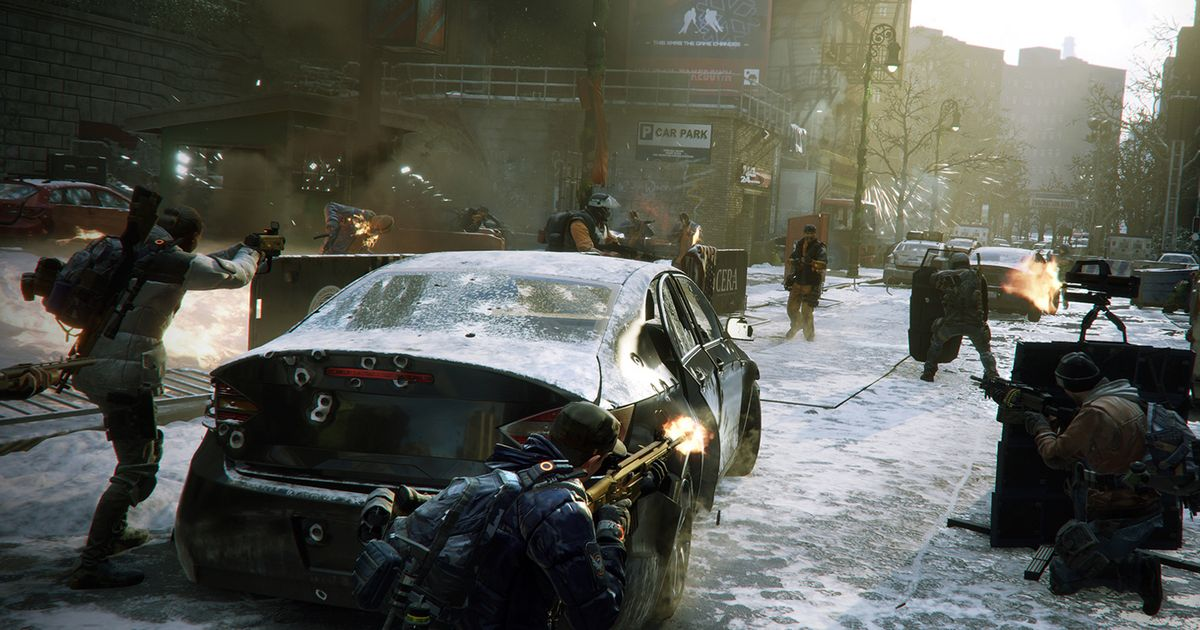 'The Division' upgrade raises the stakes for veteran players https://t...