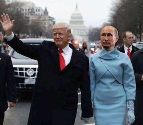 """""""Это была самая большая аудитория, наблюдавшая за инаугурацией"""", - пресс-секретарь Трампа обвинил СМИ во лжи - Цензор.НЕТ 7939"""