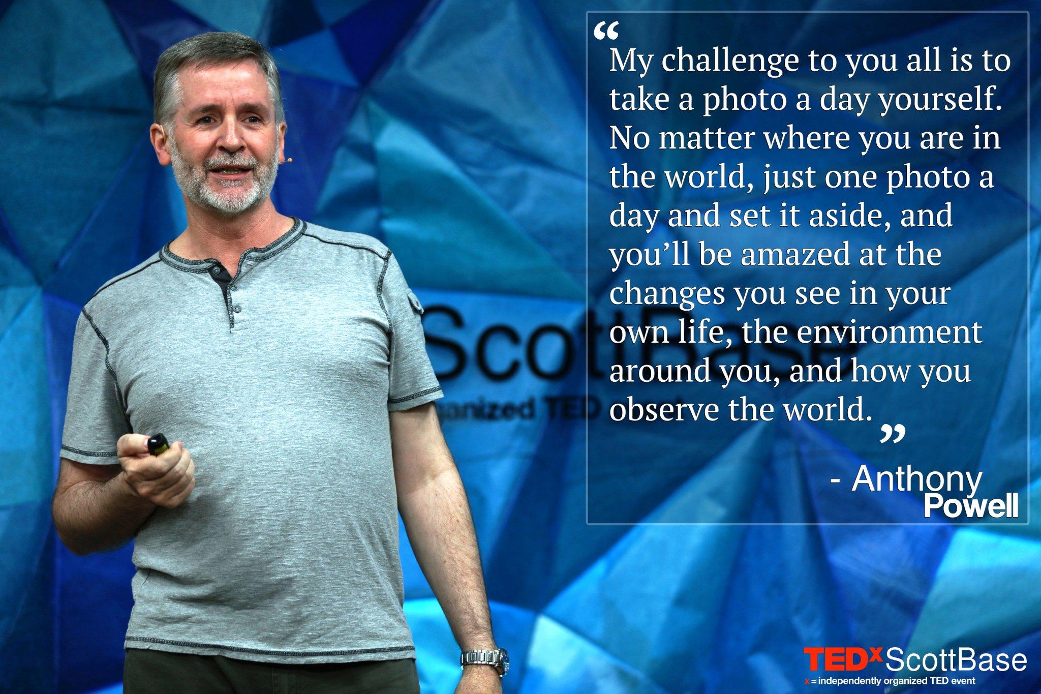 RT: The @Antzkiwi challenge! #TEDxScottBase #photography #Antarctica https://t.co/ICHCLBgGSb via @TEDxScottBase