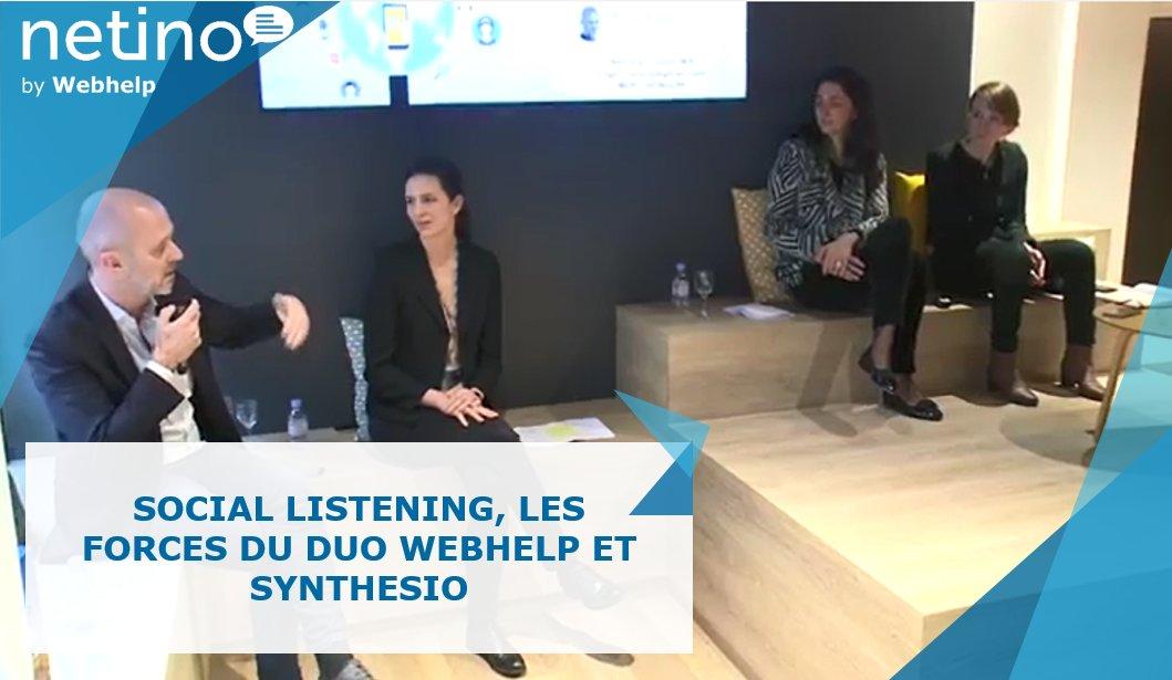Découvrez en vidéo les raisons de l&#39;alliance entre #Webhelp et #Synthesio  http:// io.webhelp.com/1RrnCYF  &nbsp;   #Blog <br>http://pic.twitter.com/ImLOTTD8jT