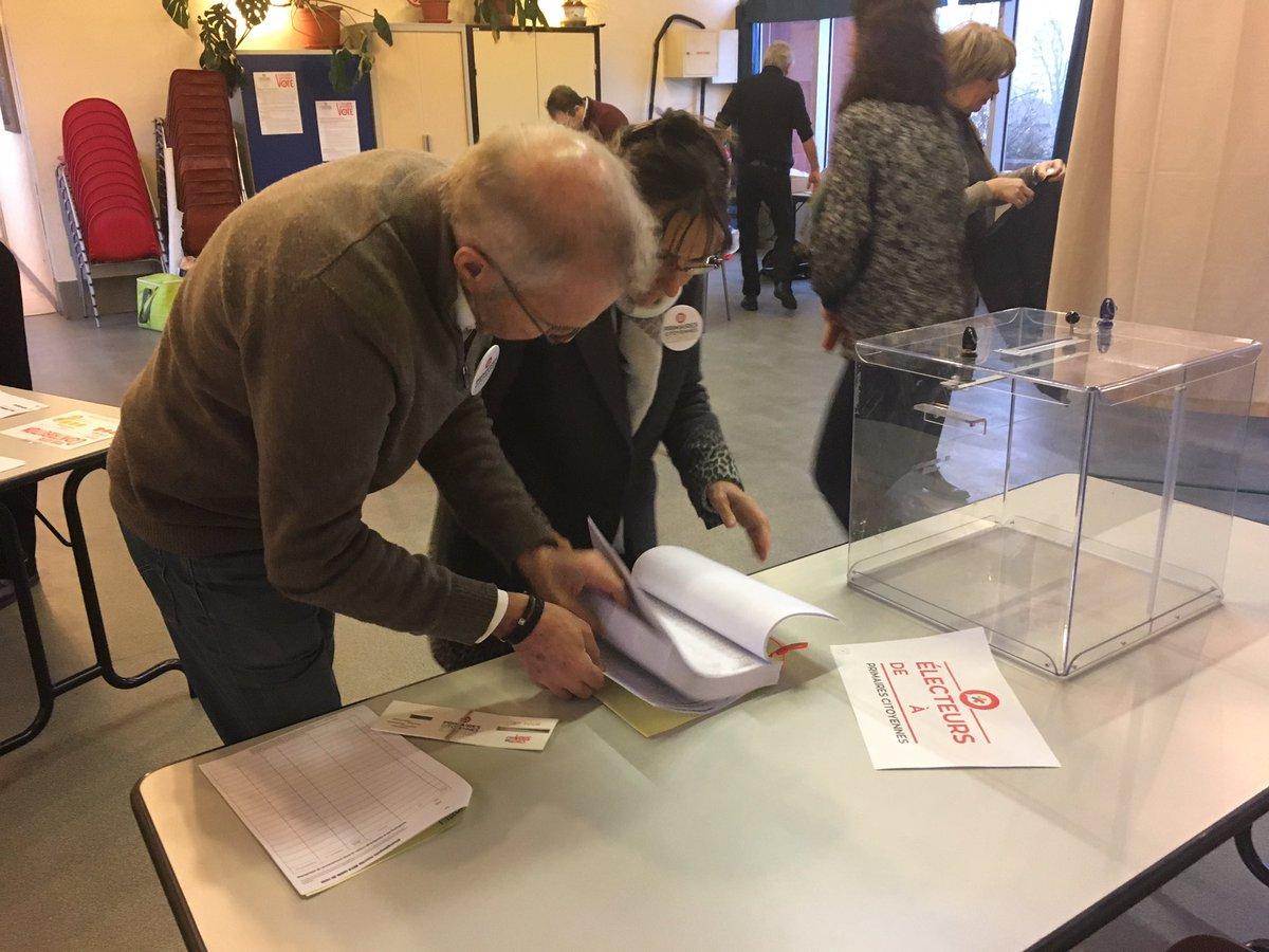 Franois Carbonnel on Twitter 900 le bureau de vote de