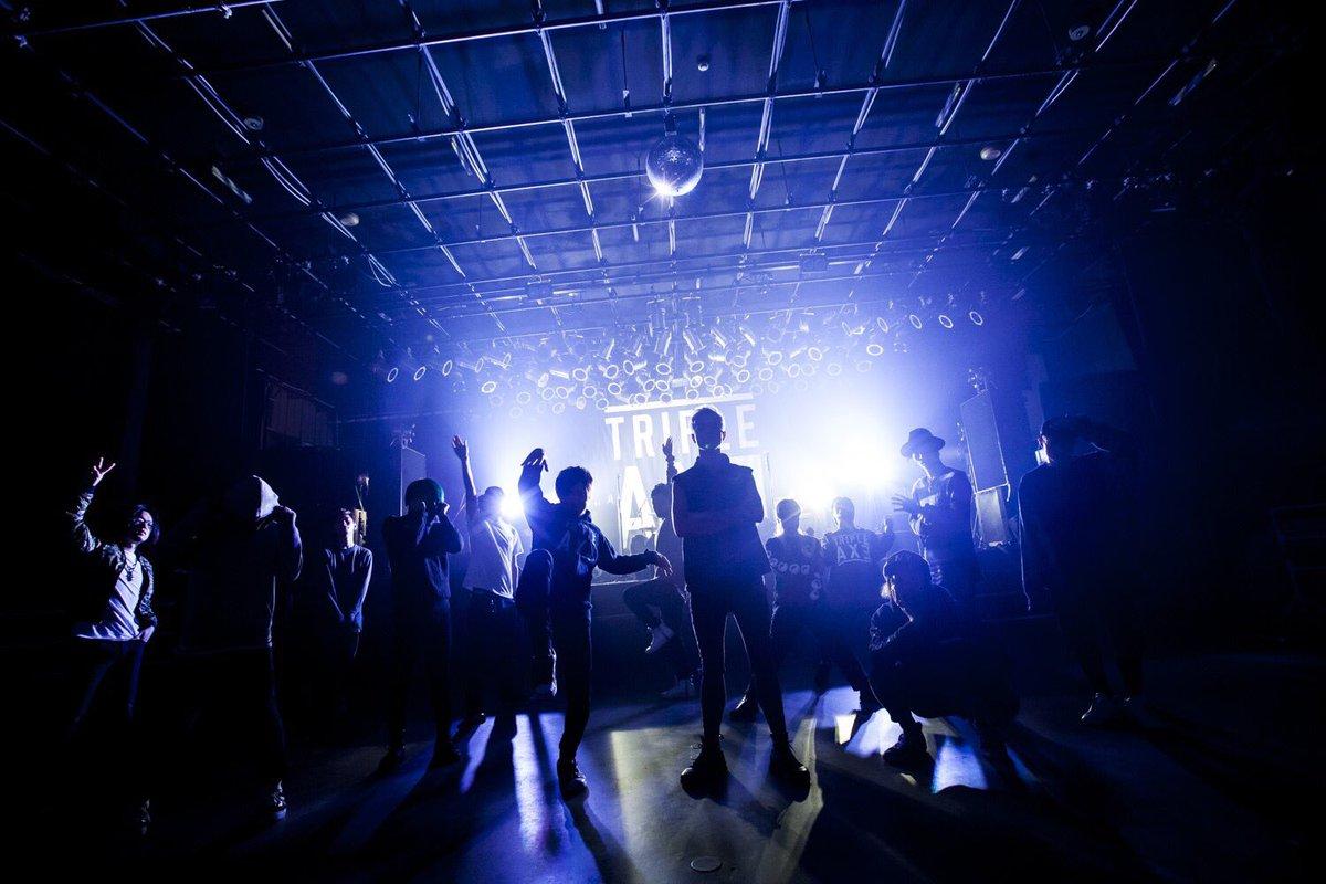 【TRIPLE AXE TOUR'17】 ツアー3本目!新潟LOTS!! まもなくスタート!!  P…