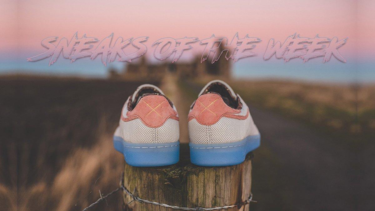 Rdv ce soir à 19h00 les frangins  #sotw #sneaksoftheweek  les releases o Max avec tonton dans l&#39;axe #YouTube #Sneakers  <br>http://pic.twitter.com/OCIy1mOtVE