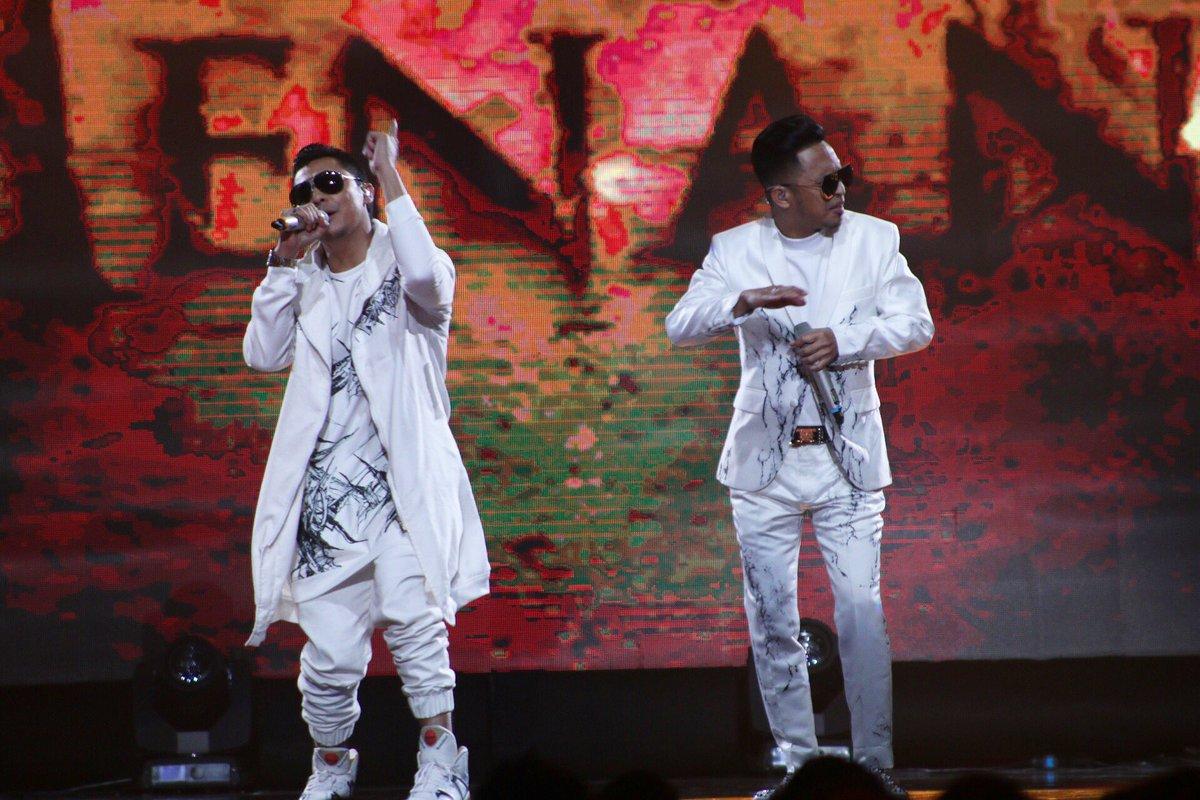 Pasangan lagu dengan genre hip-hop 'Kalah Dalam Menang' @SyamsulYusof8...