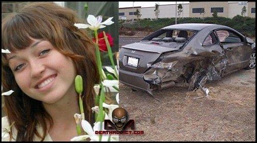 "Nikki Catsouras: DeathAddictDotCom On Twitter: ""The Tragic Crash Of Nicole"