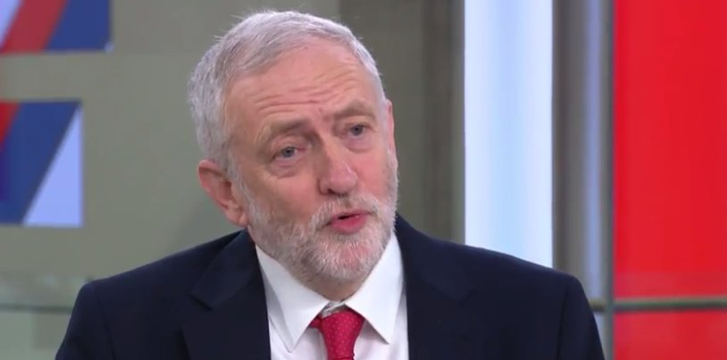 Corbyn: England didn't vote to cut wages, public services or living st...