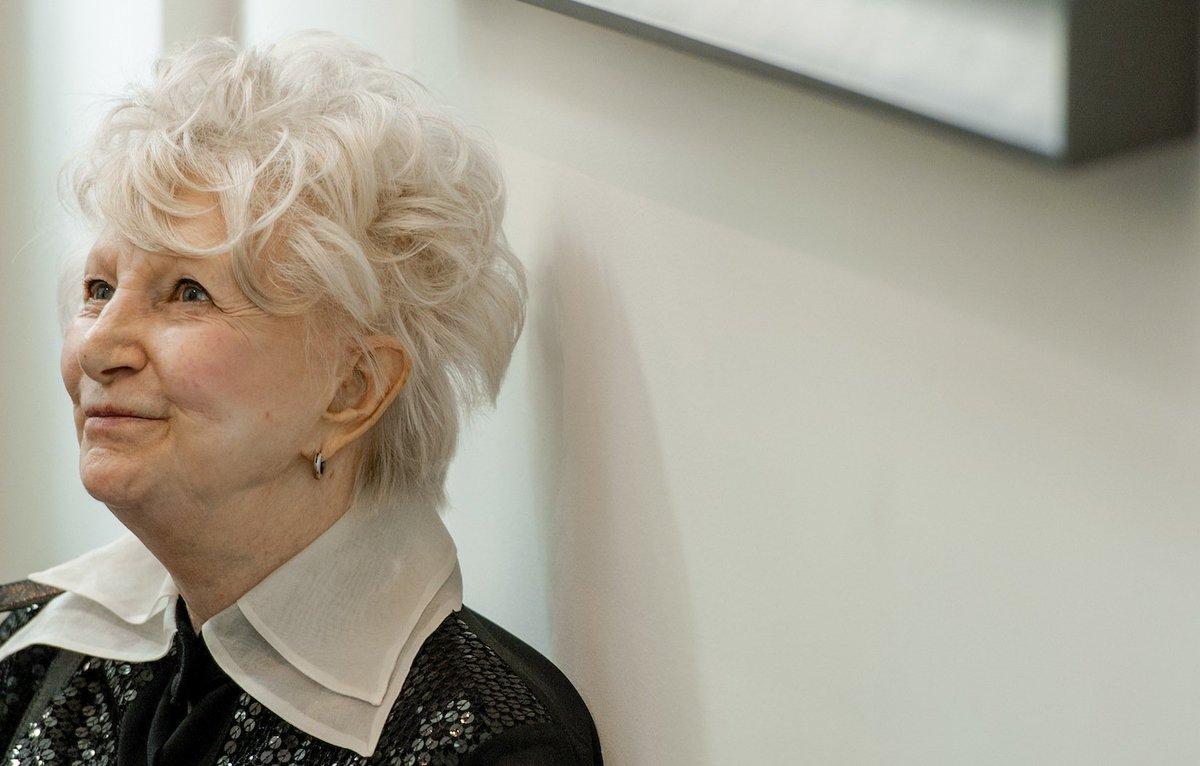 Comedienne Adèle Bloemendaal (84) overleden. https://t.co/F6Qi9m3D51 h...