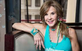 """Jan 22: Happy birthday to actress Linda Blair (\""""The Exorcist\"""") is 58."""