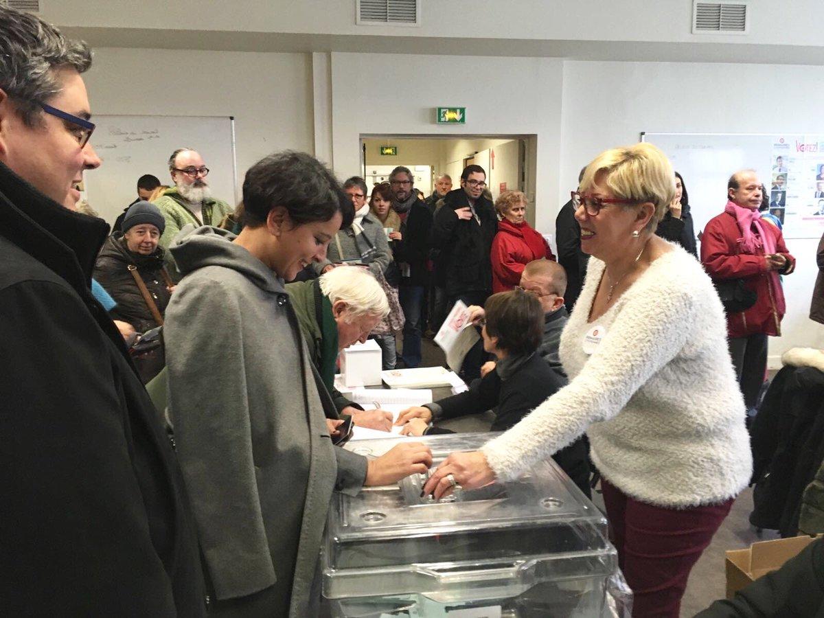 Primaires de la gauche : a voté ! #PrimairesCitoyennes https://t.co/0R...