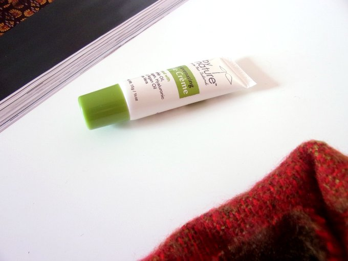 By Nature Rejuvenating Eye Creme Review