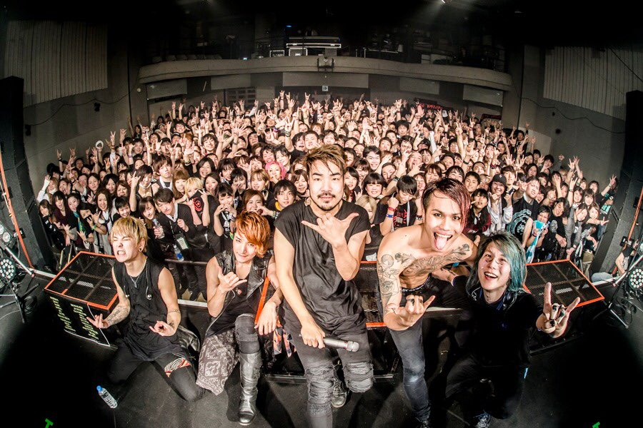 「New Age Warriors Japan Tour Final Series」ファイナルワンマ…