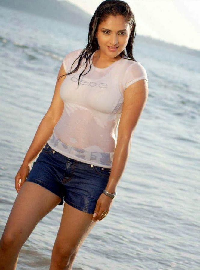 Think, you Kannada actress ramya nude something