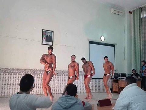 Je n&#39;en connais pas le détail, mais cette photo fait le buzz sur les réseaux sociaux #DZ #bodybuilding #bodybuilder #Bouteflika<br>http://pic.twitter.com/4Gxd5oMVkL