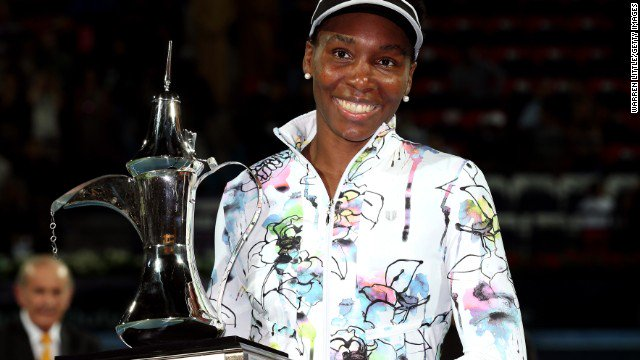 Announcer who referred to Venus Williams as a 'gorilla' removed from c...