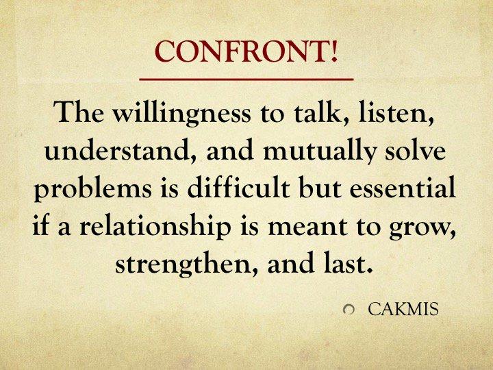 #confront #solveproblems #worktogether https://t.co/Y8auOfJzim