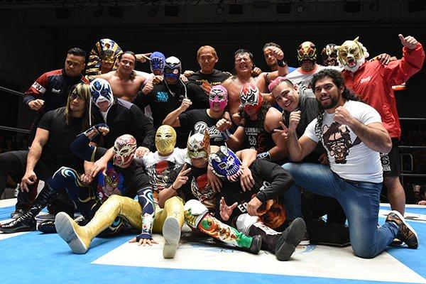 最後はまさに大団円!『CMLL FANTASTICA MANIA』は今年も大成功!! 新日本プロレス…