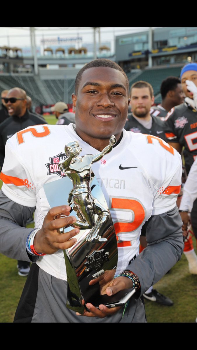 @numerolUNO_1 Congratulations to our former JPT Trojan for being name MVP of the NFLPA Shrine Bowl #Trojan Pride #bright future <br>http://pic.twitter.com/0M1pAMSDDd