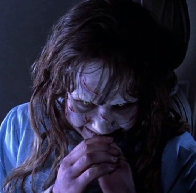 Happy Birthday to horror icon Linda Blair.