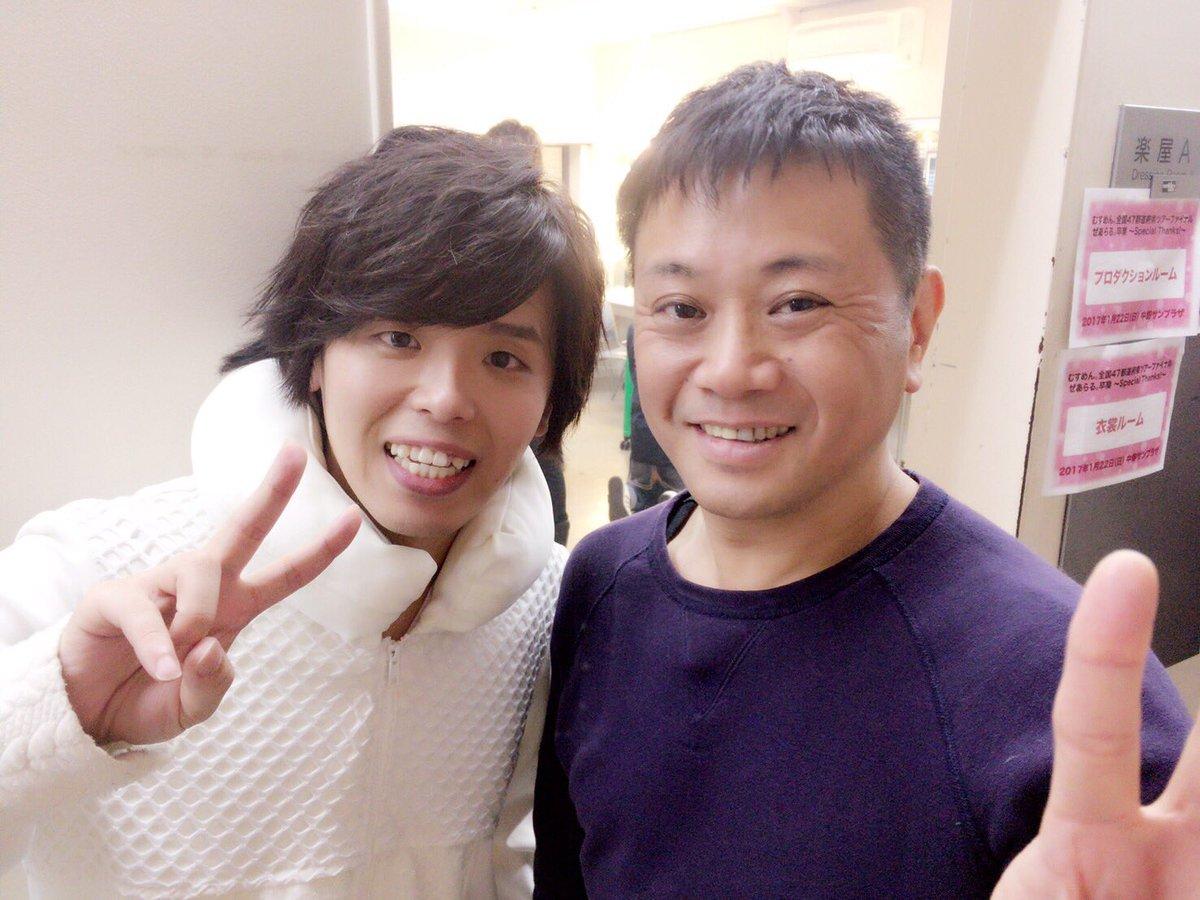 中野公演にはサプライズで声優の鈴村健一さん岩田光央さんからメッセージ動画。 岩田さんは中野サンプラザ…