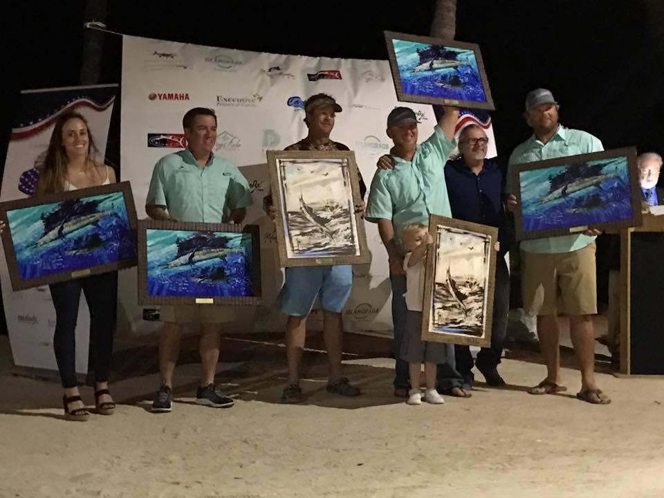Islamorada, FL - Congratulations to Indigenous for winning the Cheeca Lodge Presidential Sailfish Tournament.