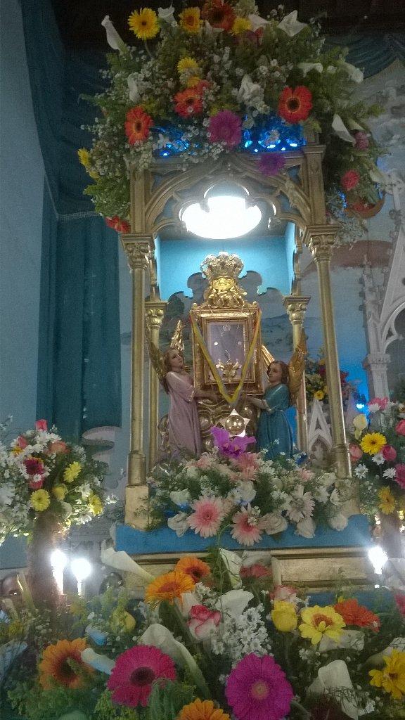 Ntra. Sra. De la misericordia de Caridad, san Sebastián de los Reyes E...