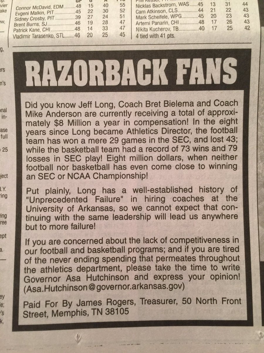 Arkansas Ad