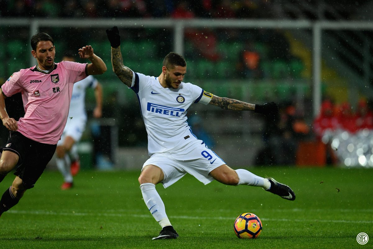 45'+2 - Finisce il primo tempo al 'Barbera': #PalermoInter 0-0 https:/...