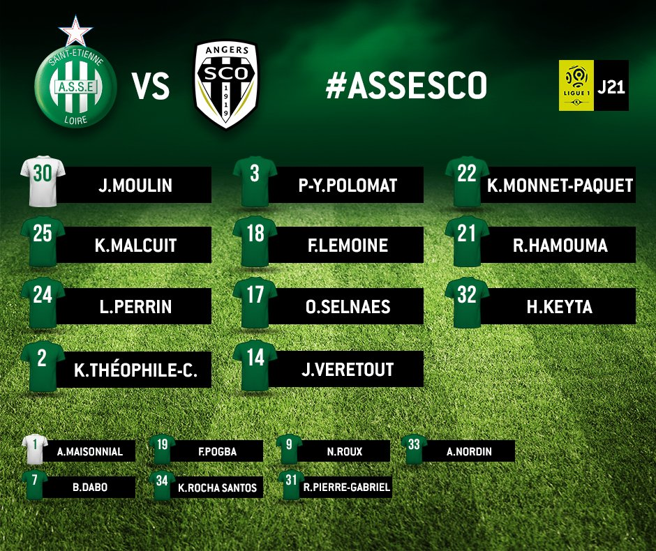 #ASSESCO #AllezLesVerts @Ligue1 https://t.co/3Cl9je3rhy