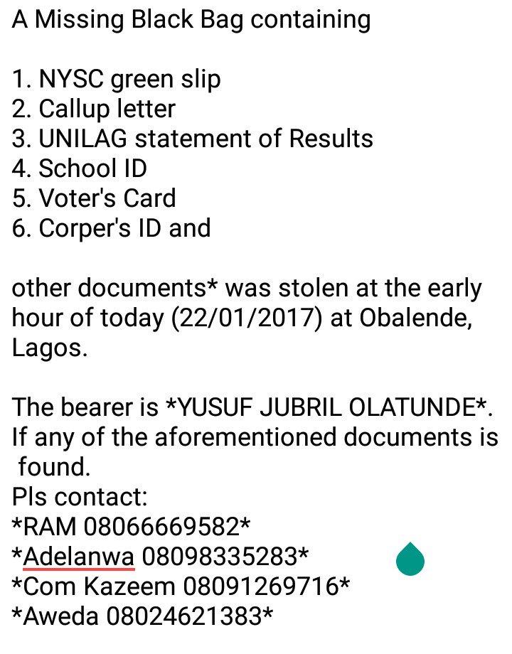 Ogunnubi Adebayo