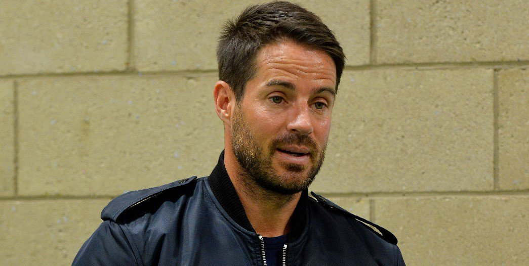 Jamie Redknapp in August: 'Granit Xhaka isn't a player who likes to pu...