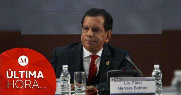 #ÚLTIMAHORA | Fidel Herrera renuncia como cónsul de México en Barcelon...