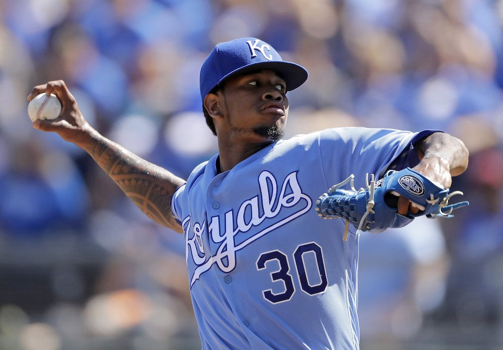 BREAKING: Royals pitcher Yordano Ventura, 25, died in car crash in the...