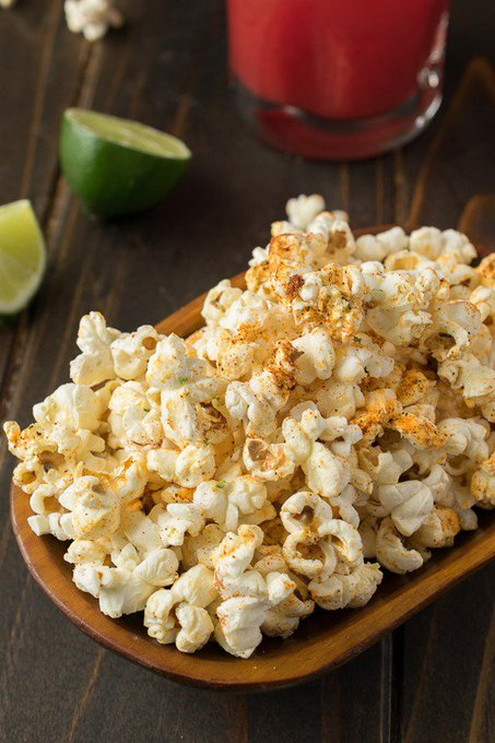 20 Popcorn Recipes and Toppings