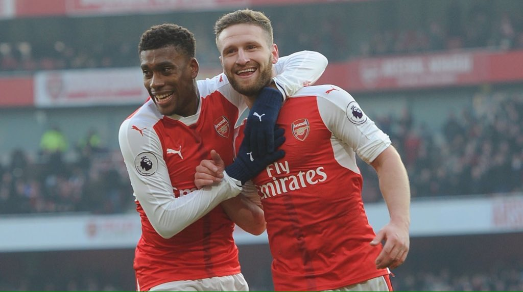 BBC pundit reacts to Shkodran Mustafi's first goal for Arsenal