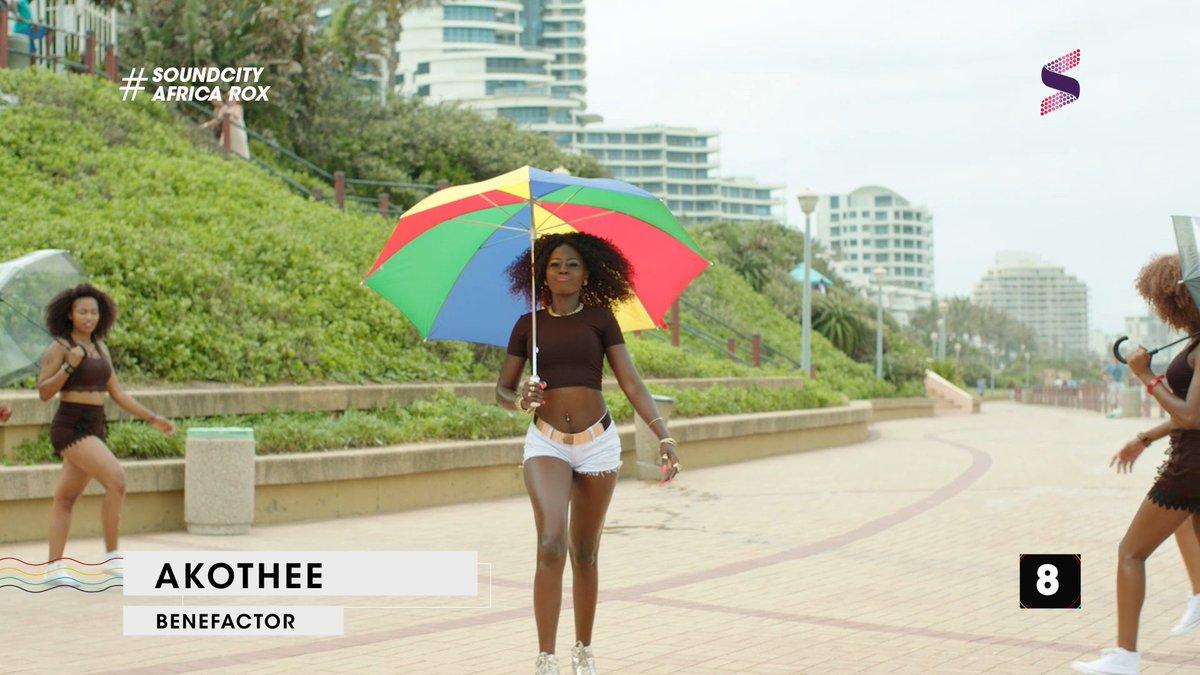 . @AkotheeKenya with 'Benefactor' at #8 this week   #AfricaRoxCountdow...