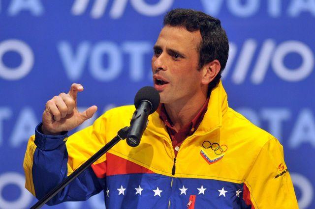 Capriles: Carnet de la Patria es un instrumento de chantaje político h...